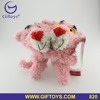 Lovely Kissing The Pink Panther Plush Toy for Valentine