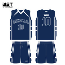 2017 fitted custom high school basketball jerseys for your team