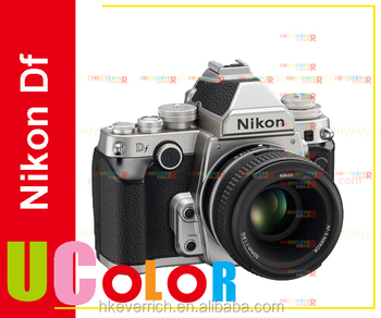 Genuine New Nikon DF Camera Body Kit with AF-S NIKKOR 50mm f/1.8G Lens SILVER