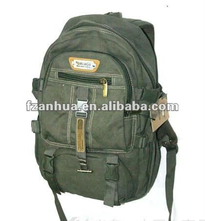 cheap stylish canvas backpack