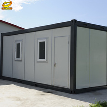 High Quality 20ft Beautiful Container Prefab House For Family Living