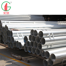 2017 Galvanized gi drain pipe unit weight scaffolding pipe