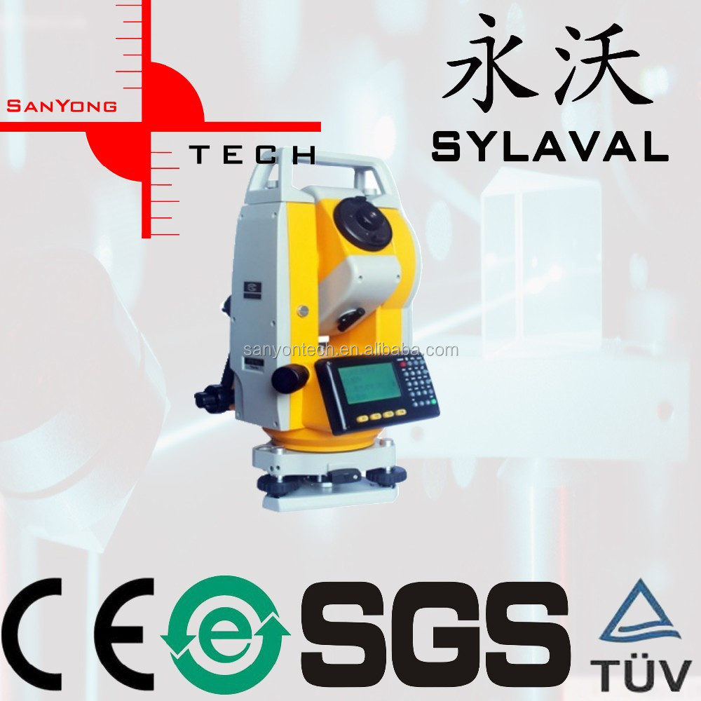 TTS210 China Supplier Hot Selling Sanding Used Total Station Price