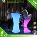 led furniture/led chair/led stool For Outside
