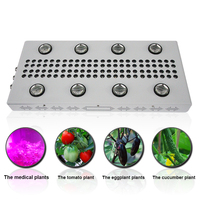 Indoor Garden hydroponics system 1200W COB led grow lights