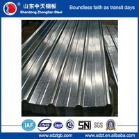 construction material roofing sheet galvanized sheet