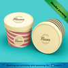 new design paper ice cream cup packaging