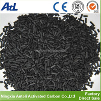 Impregnated bulk activated carbon / charcoal