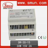 30W 15V Din Rail Power Supply