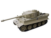 New hot product Gas RC Tank 1/6 RC Tank Tiger I Early Production RTR Big Scale Tank toys for child