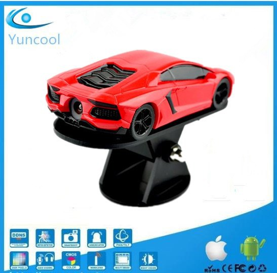 Newest small car camera with recorder function