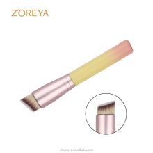 2017 New zhuoerya coming simple design goody hair brushes