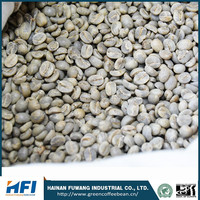 healthy Best fresh coffee beans from china