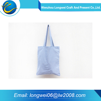 Custom Fashion Design beautiful cotton shopping bag