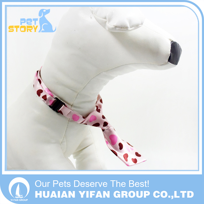 Newest Cheap Multi-Style Soft Cat Pet Collar Wholesale Dog Bow Tie