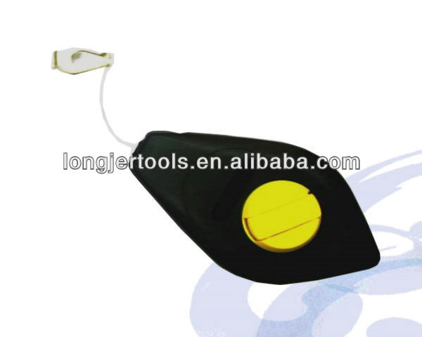 30M Plastic Long string Chalk Line Reel With Powder