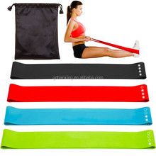 Hot sell high efficiency leg resistance band exercises with certificate CE, RoHS, SGS