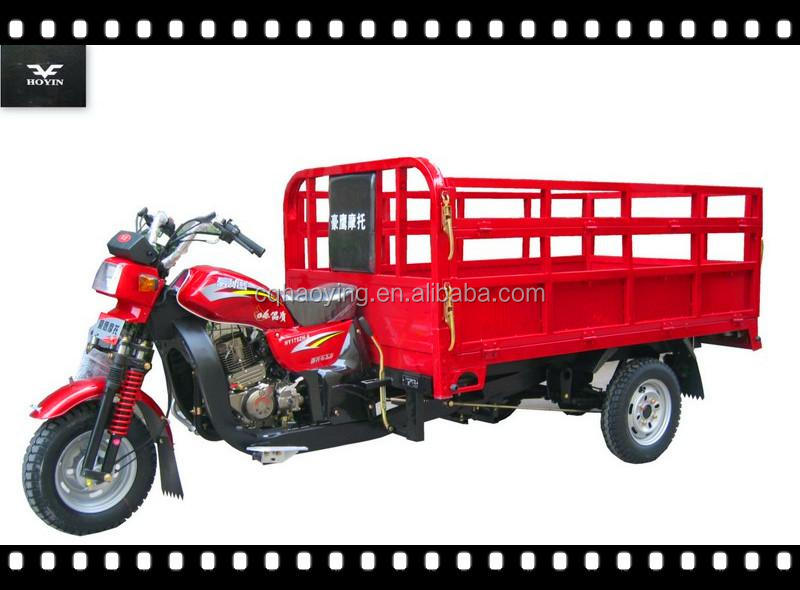 150cc Air Cooled India Model Trike Three Wheel Motorcycle