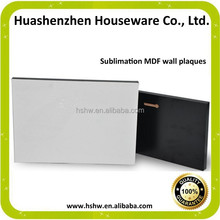 Chinese Factory sublimation MDF Wall plaques blanks wholesales