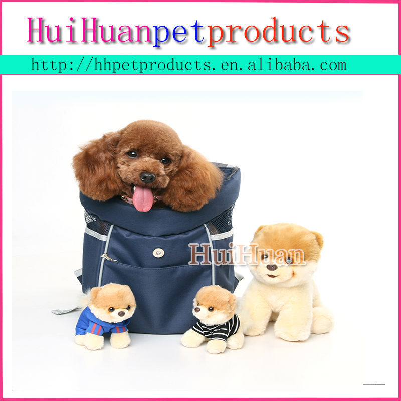 Comfortable carrier bag for dog bike basket dog carrier