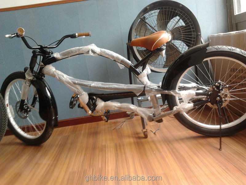 24 inch chopper bike bicycle long beach cruiser bikes for man