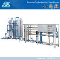 RO Water Treatment Equipment For Cosmetic