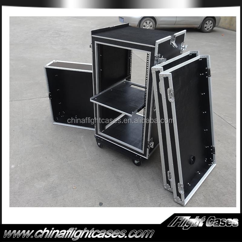 Ata 300 Portable Shockmount 16u 18u 20u Flight Case For