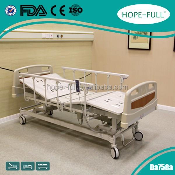 비용 효과적인 가격 전기 병원 침대 사이드 레일-병원 침대 -상품 ...