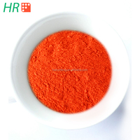 Factory supply chilli & pepper type red pepper powder, certified HACCP high hot chilli powder
