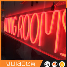 wholesale neon letters for decorate display