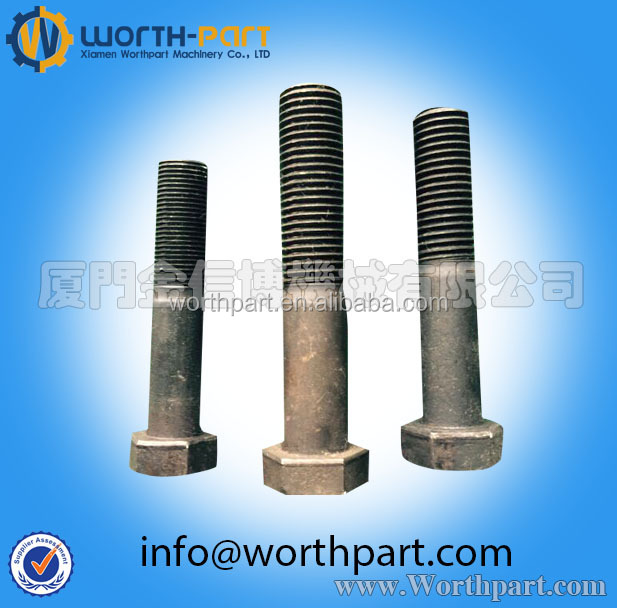 Tire bolts and nut for truck wheel anti-theft bolts and nuts
