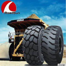 Radial off road tire for earthmovers, loaders, dumpers Radial OTR tire 29.5R25 tires