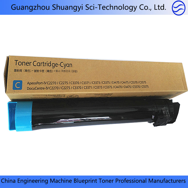 Copier Consumbles, Color Ink Cartridge for 3300 3370 3305 7425 7435 7428 Machine