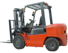 Cheap Chinese 6 ton forklift with ISO/CE/GOST certified