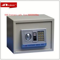 Factory Direct Wholesale ce bank safe deposit box two key safe box for adult