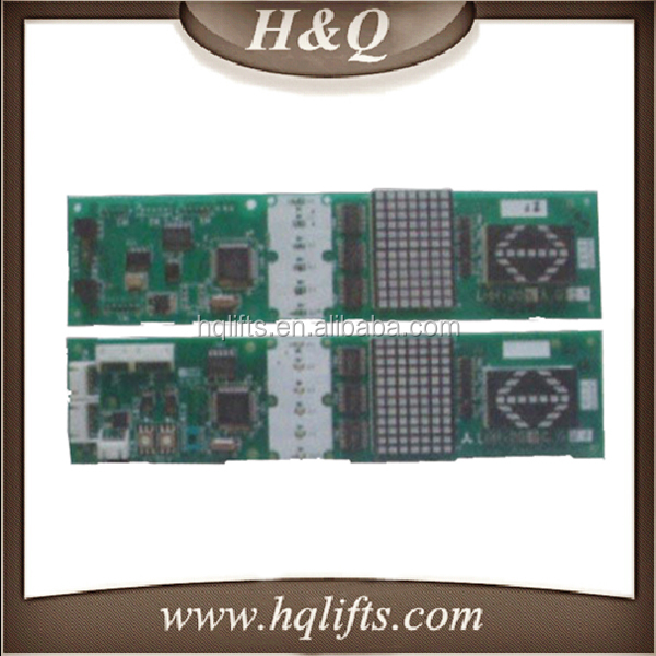 Mitsubishi elevator PCB display board LHH-200