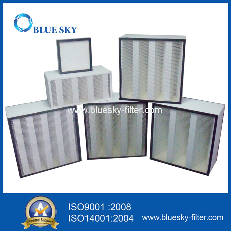 Cylinder HEPA Filter with ABS Frame for Hoover Vacuum Cleaner