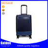 Alibaba China suppliers good quality suitcase sets, PU leather material men's business trolley luggage