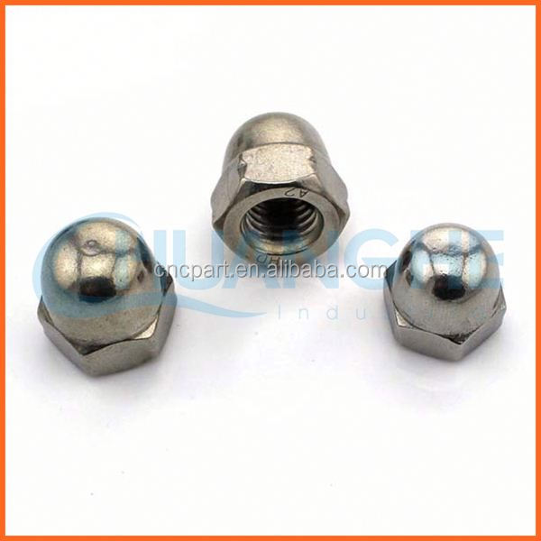 Production and sales m2 cap nut