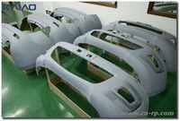 car bumper CNC prototype manufacturer in China