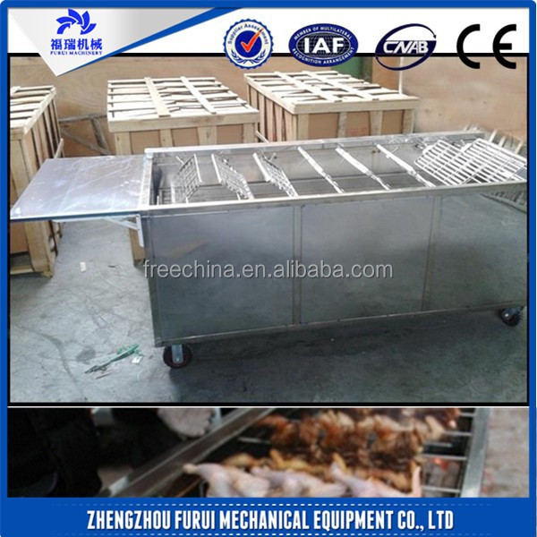 industrial chicken grill