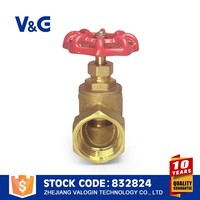 Valogin Online Shopping EN13828 Approved gas ball valve brass stop valve with drain
