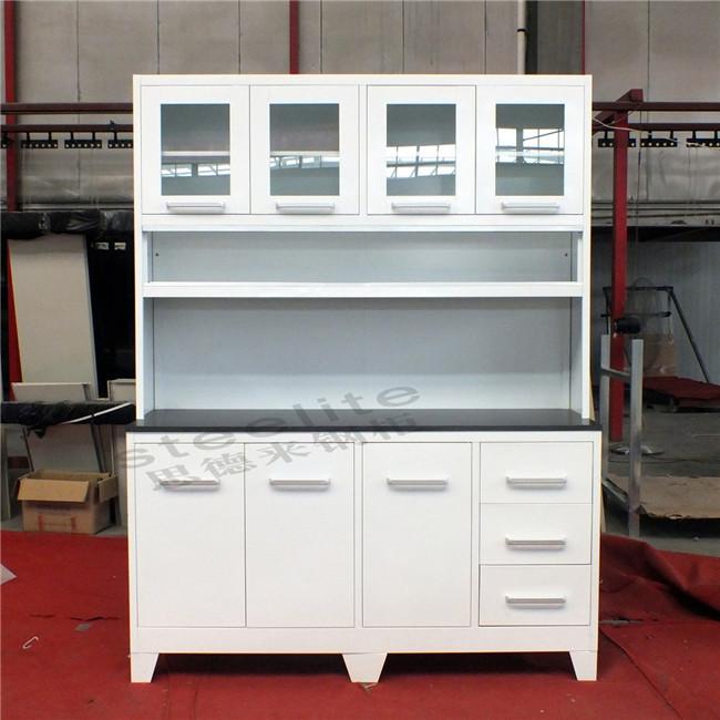 Luoyang Steelite Metal Modular Kitchen Cabinets Home Kitchen Pantry Cupboards Buy Kitchen
