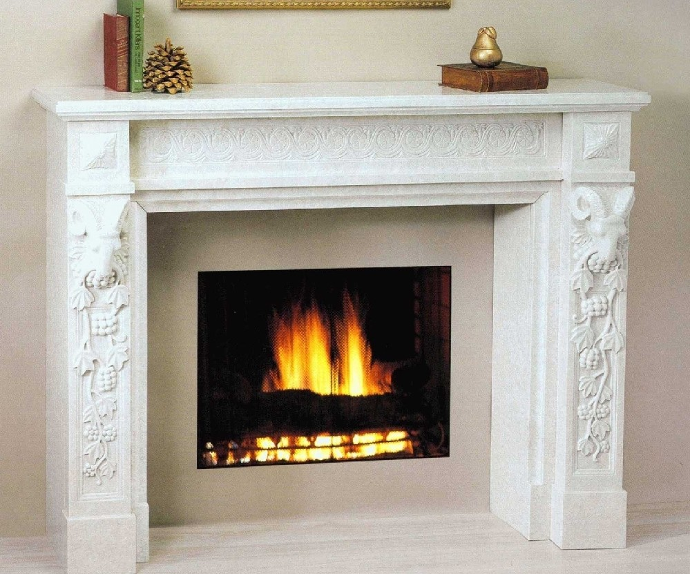 Hot Sale Low Price High Quality Indoor Marble Fireplace Mantels Buy High Quality Marble