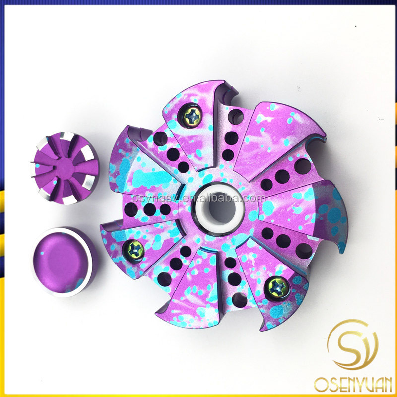 Factory Wholesale For Brass Release Stress Fidget Toys Ceramic Bearing Hand Spinner Ball Bearings Deep Groove