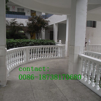 Plastic Injection Mould Making Concrete Baluster