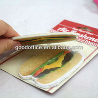 The food industry promotional gifts paper air freshener