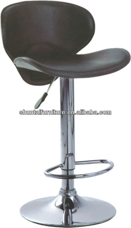 cheap hot style PVC leather swivel bar stools/bar chairs