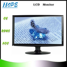 led and lcd monitors 22 inch computer with CE&RoHS from factory directly