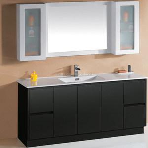 Big size free standing bathroom cabinets and storage for house